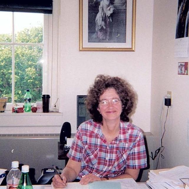 Van Buskirk, Judith